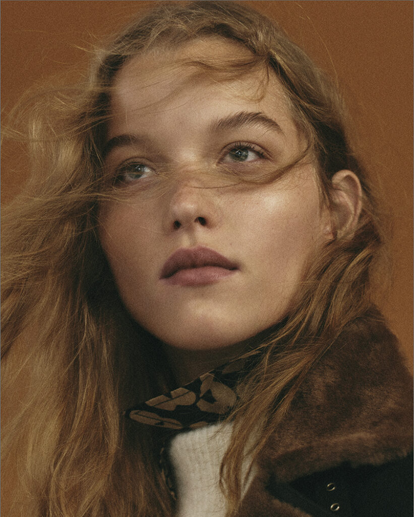 Massimo Dutti Woman - Miguel Padial - 8 Artist Management