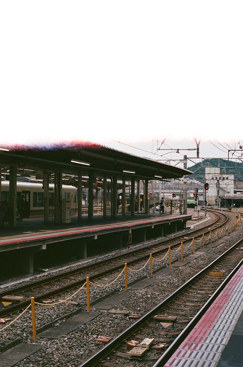 platforms in Japan - Condé Nast Traveller - Beatriz Janer - 8 Artist Management