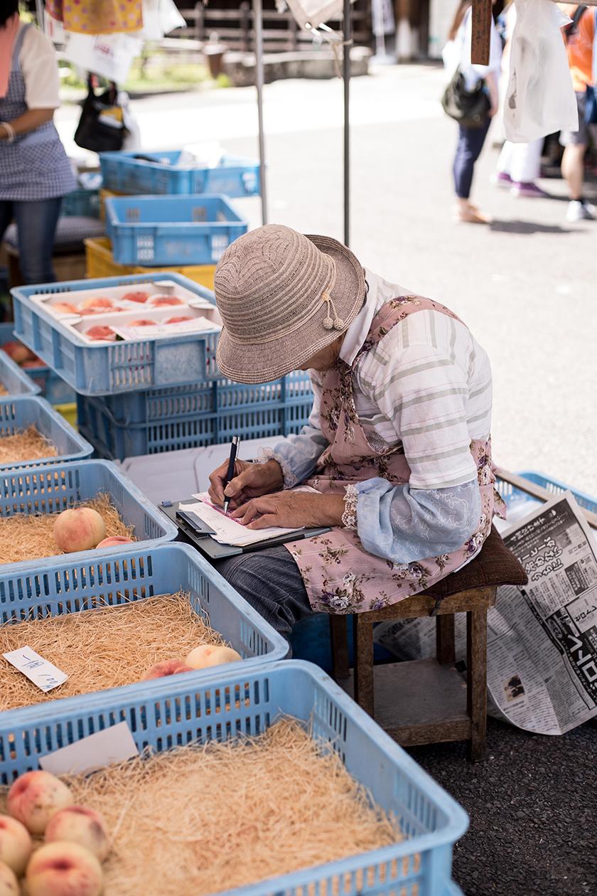 old woman - Condé Nast Traveller - Beatriz Janer - 8 Artist Management