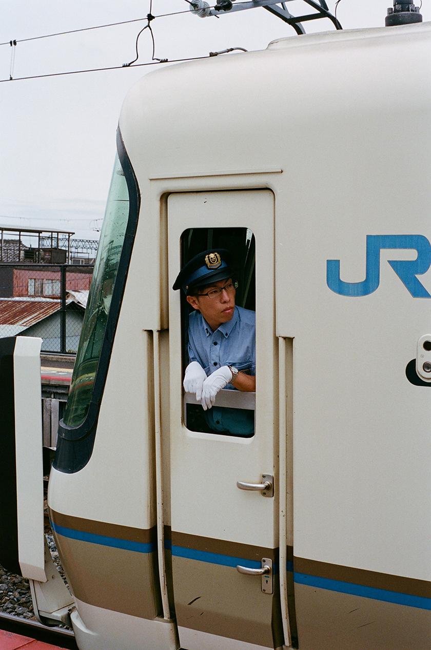 trains - Condé Nast Traveller - Beatriz Janer - 8 Artist Management