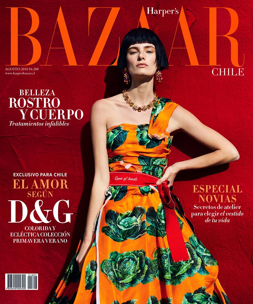 Dolce & Gabbana Harper's Bazaar New York Story by fashion photographer Pedro Quintana | 8AM artist management