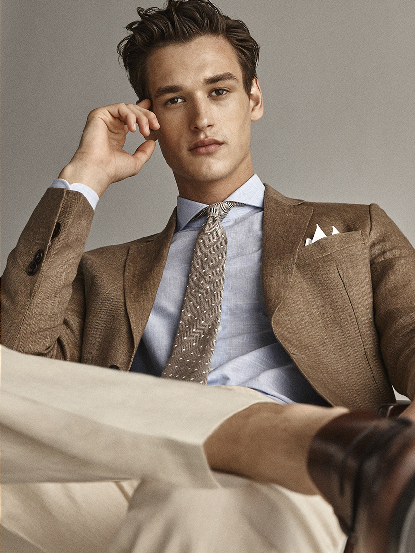 Massimo Dutti Premium Ecommerce by stylist Miguel Padial | 8AM artist management