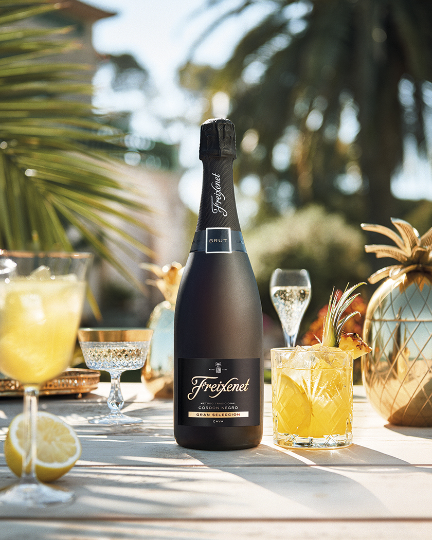 Freixenet France Campaigns shot by still life photographer Darío Flores | 8AM artist management
