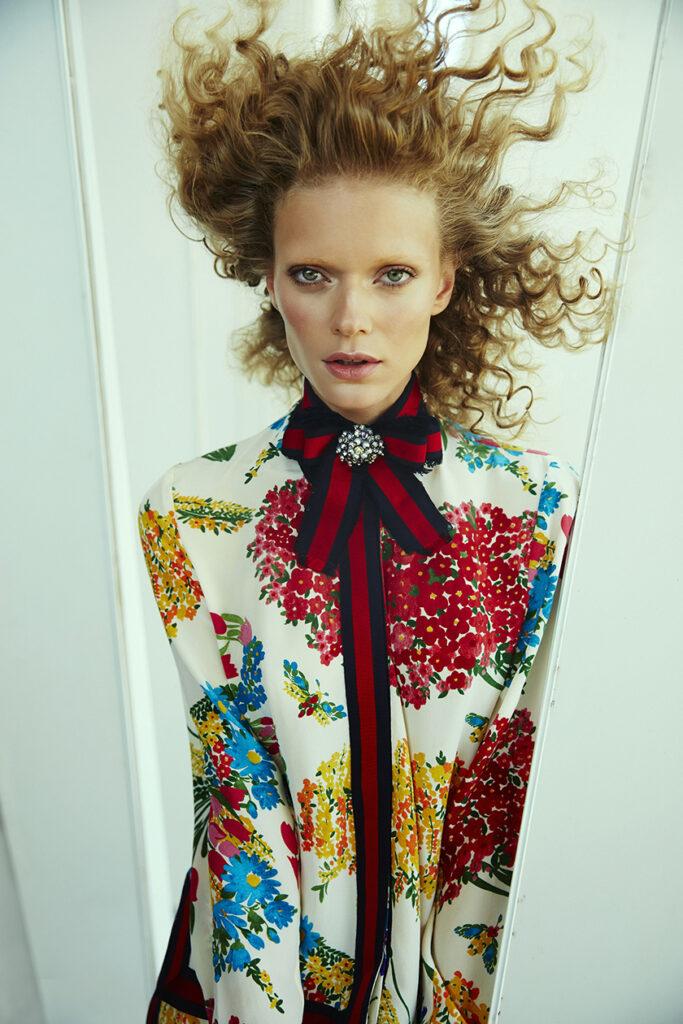 Harper's Bazaar Chile by Pedro Quintana - 8 Artist Management