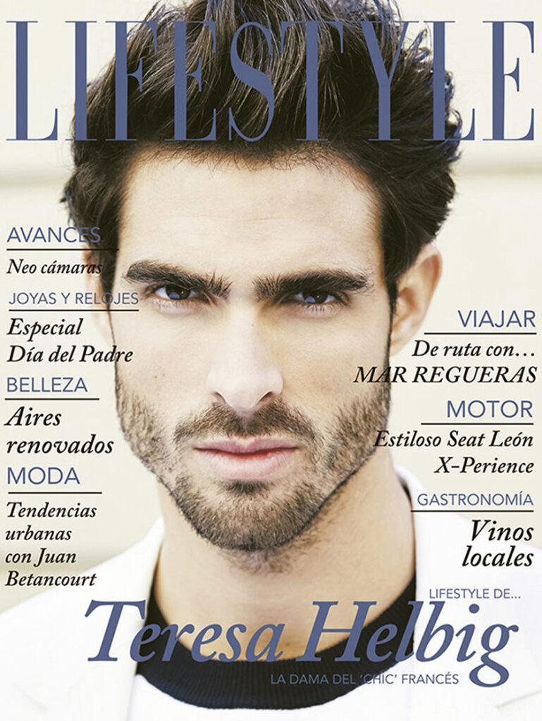 Juan Betancourt - Lifestyle Magazine - Andrea Bielsa - 8 Artist Management