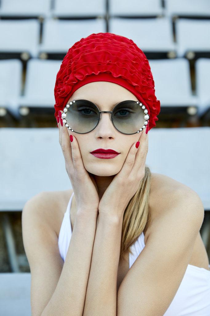 Óptica Meye Campaign - Andrea Bielsa - 8 Artist Management