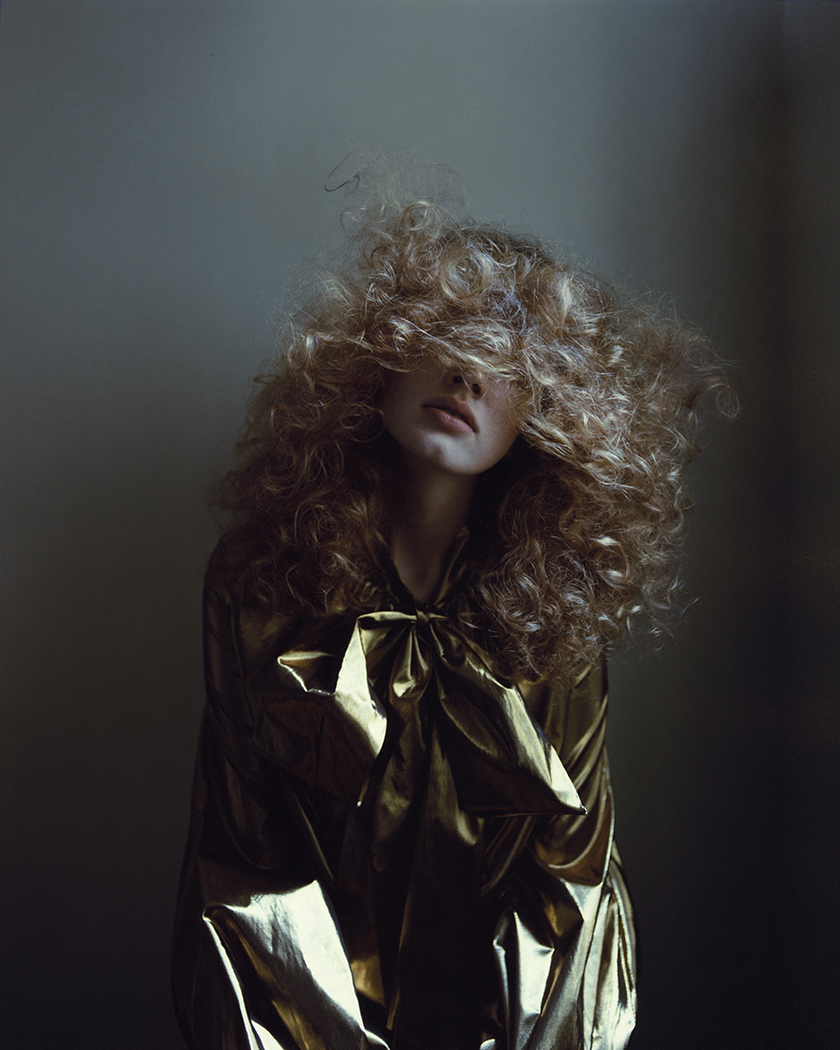 Curls, Personal Project by photographer Daniel Scheel | 8AM artist management