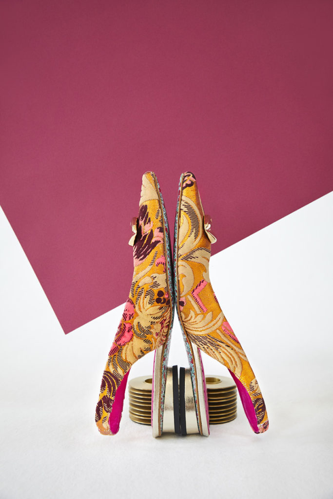 Pertegaz Shoes - Andrea Bielsa - 8 Artist Management