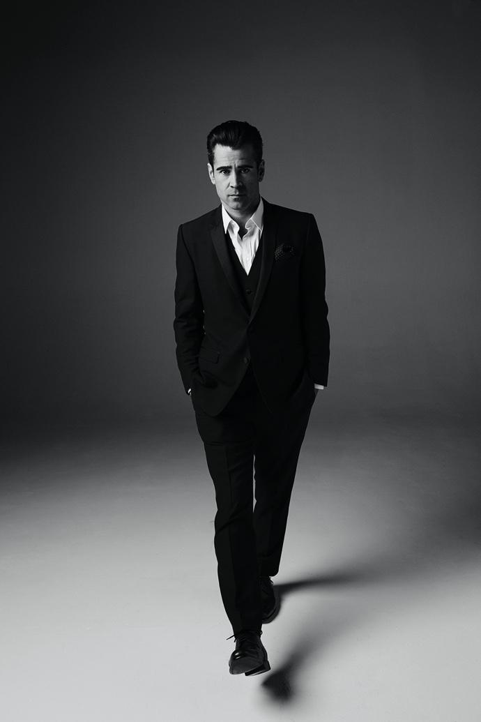 Colin Farrell - Elle - 8 artist management