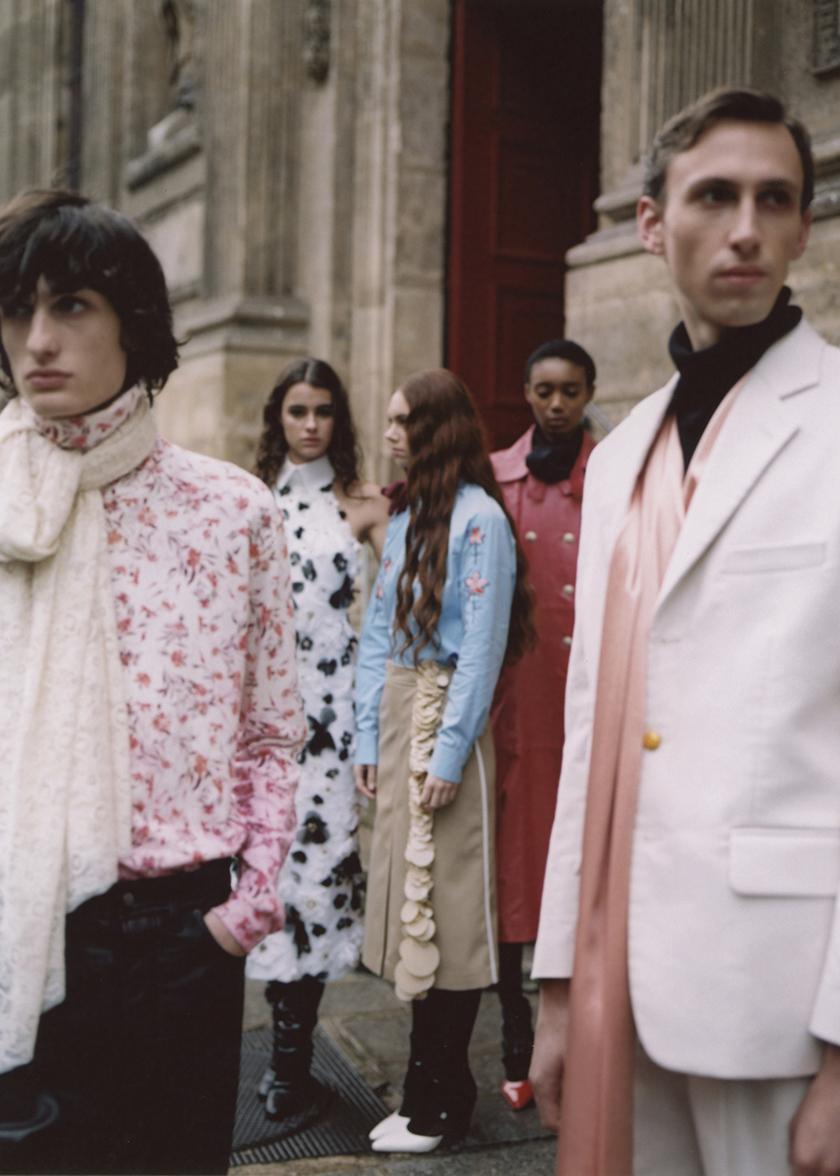Vogue Portugal by stylist Javier de Pardo, photos by Xavier Casanueva. | 8AM artist management