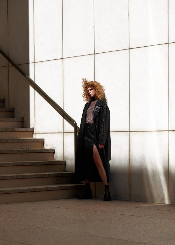 Estella Boersma - InStyle Magazine - Daniel Scheel - 8 Artist Management