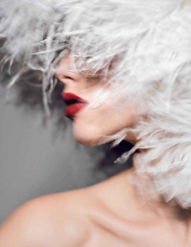 Milena Smit - InStyle - Daniel Scheel - 8 Artist Management