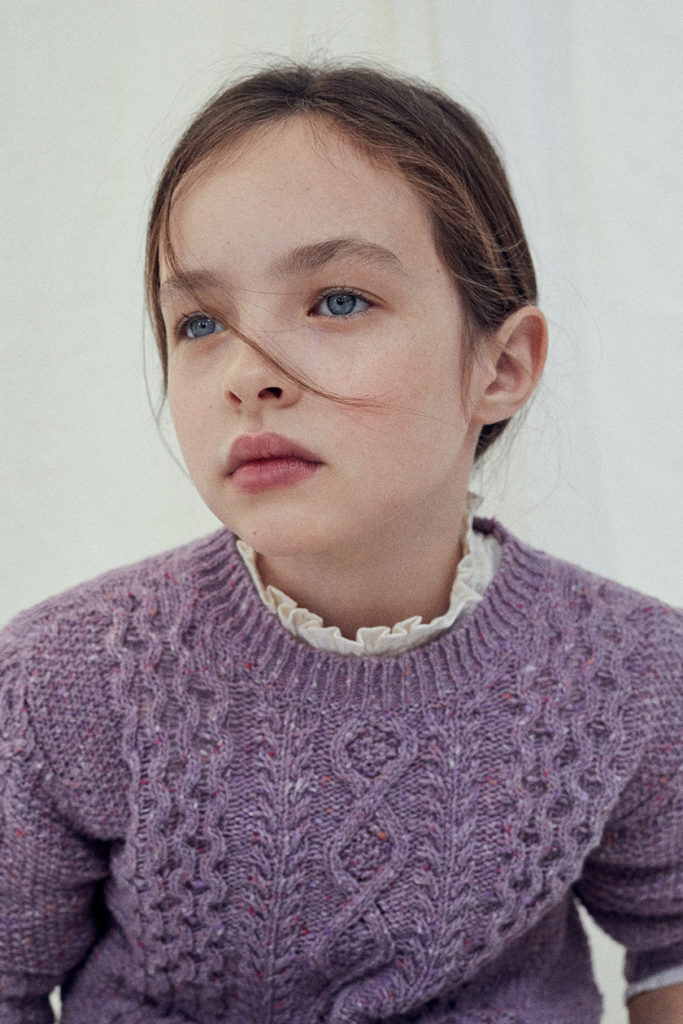The New Society AW20 Campaign shot by Mireia Farran by styled Miguel Padial.