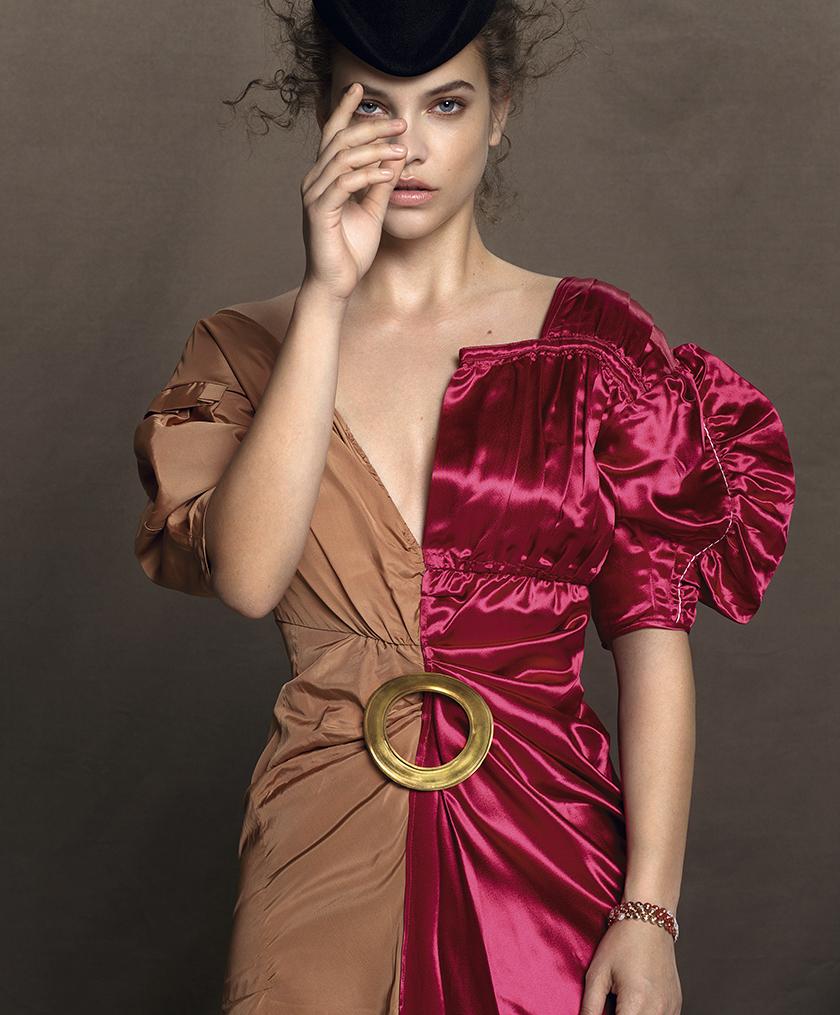 Barbara Palvin - Nicolas Valois - Francesca Rinciari - 8 Artist Management