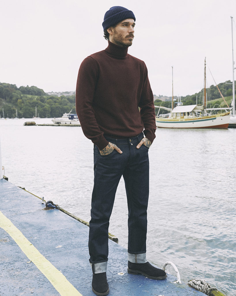 Massimo Dutti - Miguel Padial - Van Mossevelde + N - 8 Artist Management