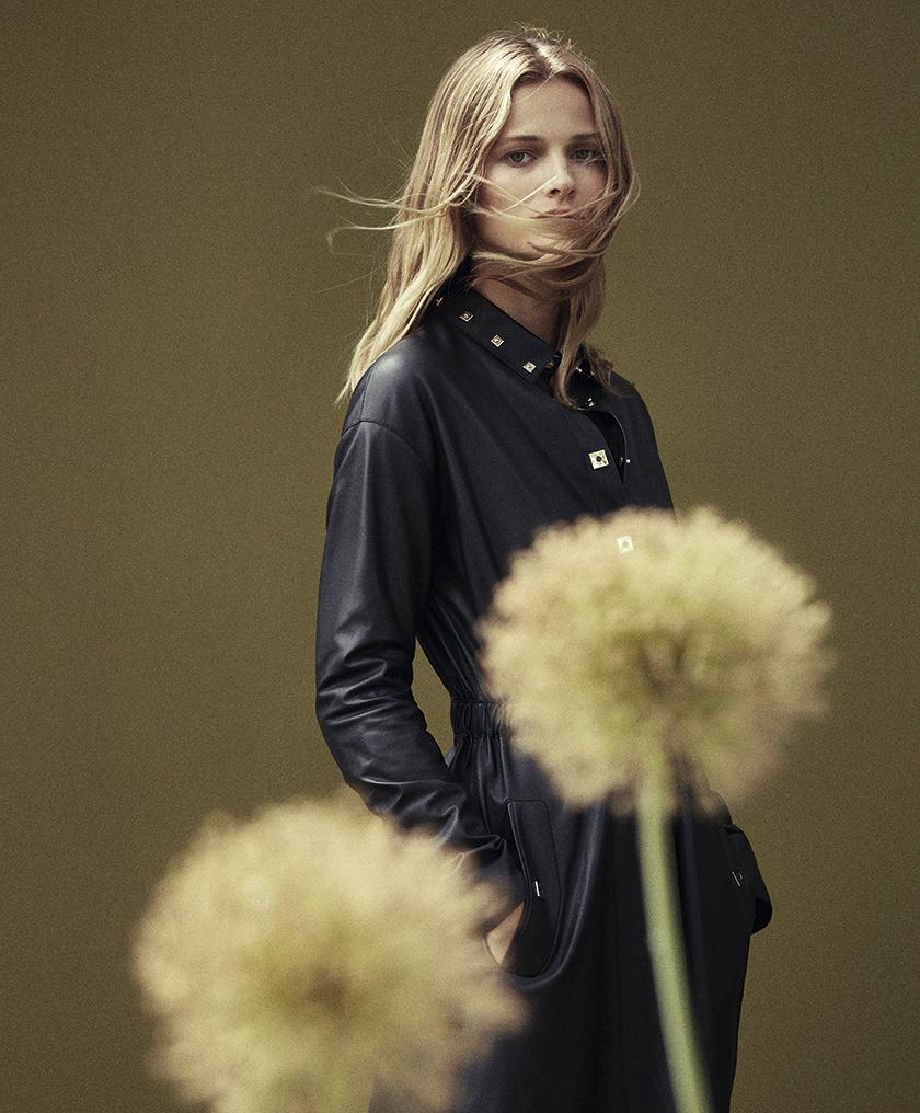 Edita Vilkeviciute styled by Francesca Rinciari: Fashion Stylist represented by 8 Artist Management 8AM   8 Artist Management