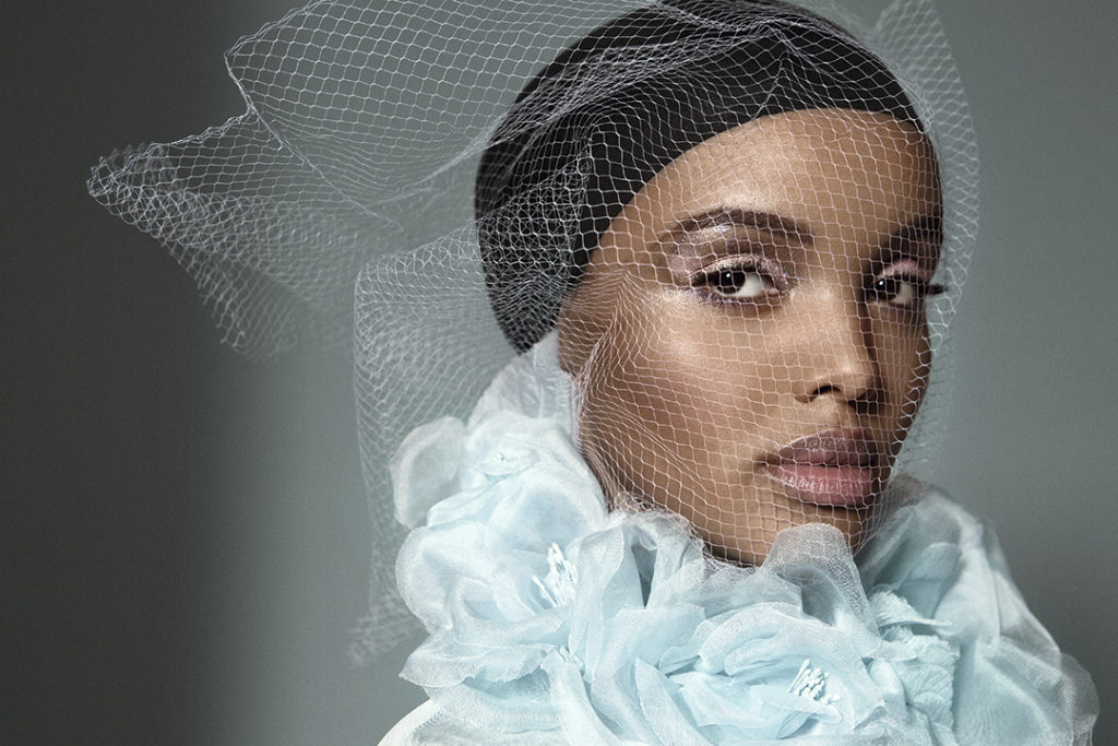 Halima Aden - Greg Lotus - Smoda - Francesca Rinciari - 8 Artist Management