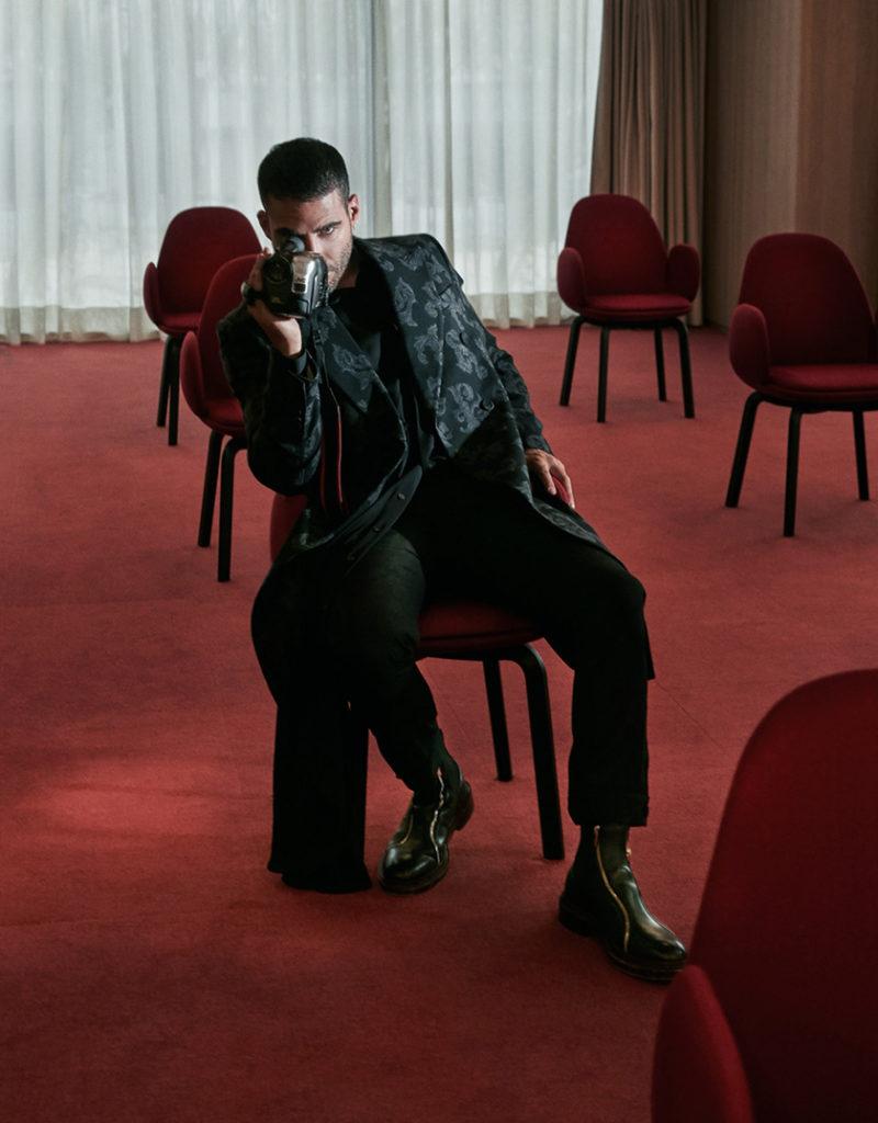 Miguel Angel Silvestre - Rafa Gallar - 8 Artist Management