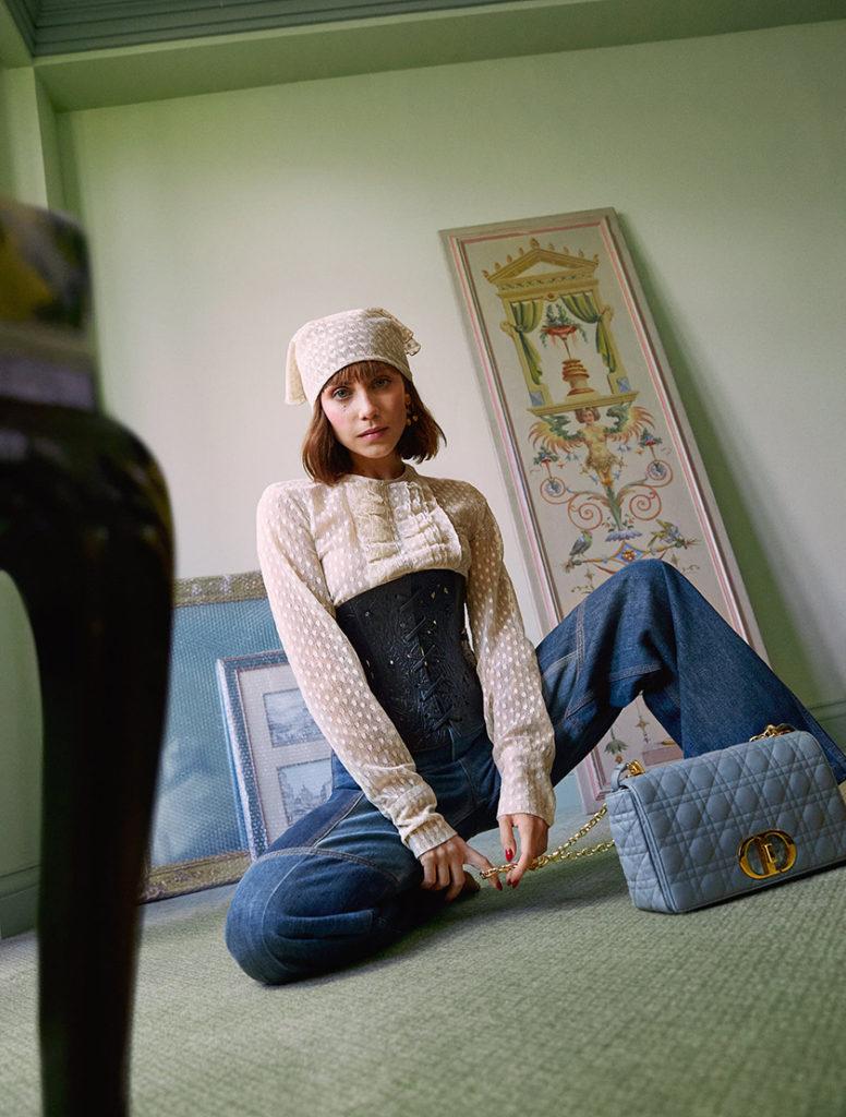 Aura Garrido - Francesca Rinciari - In Style - 8 Artist Management