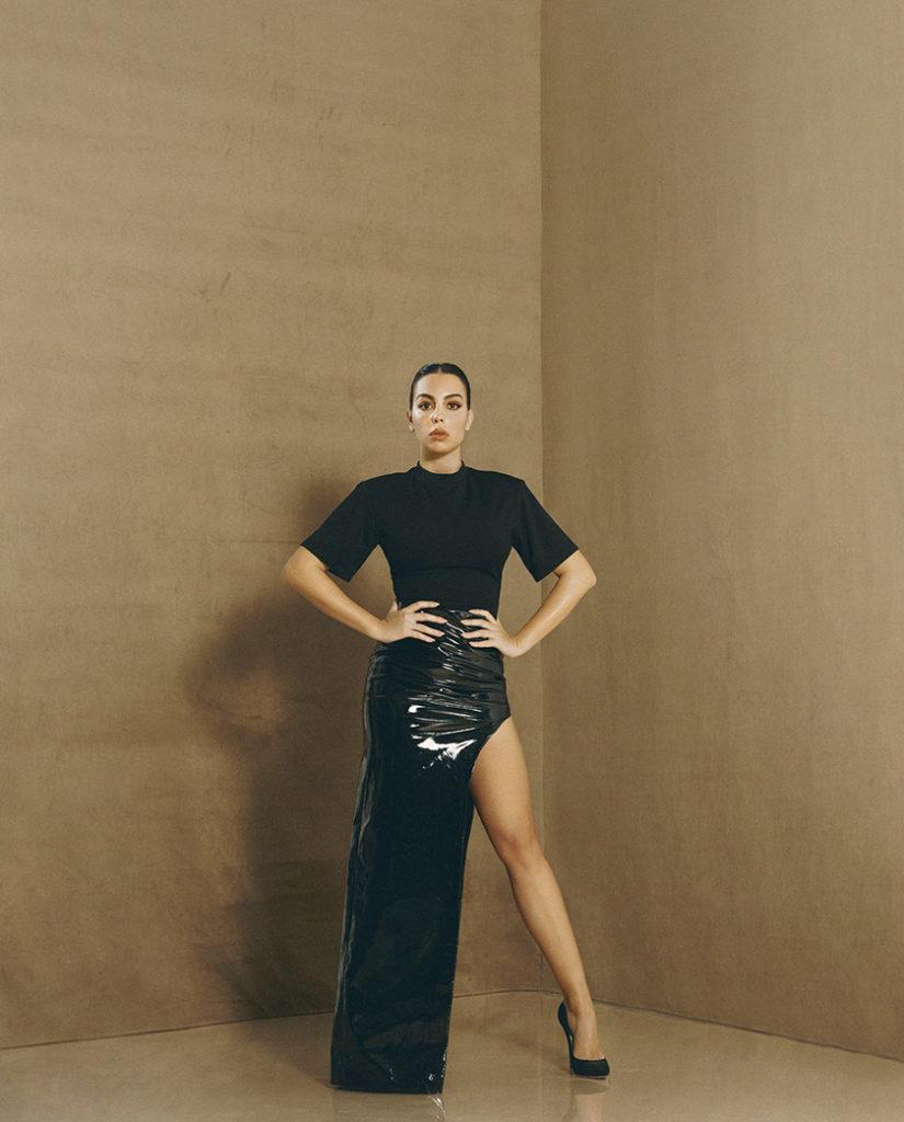 Georgina Rodríguez - Francesca Rinciari - In Style - Francesca Rinciari