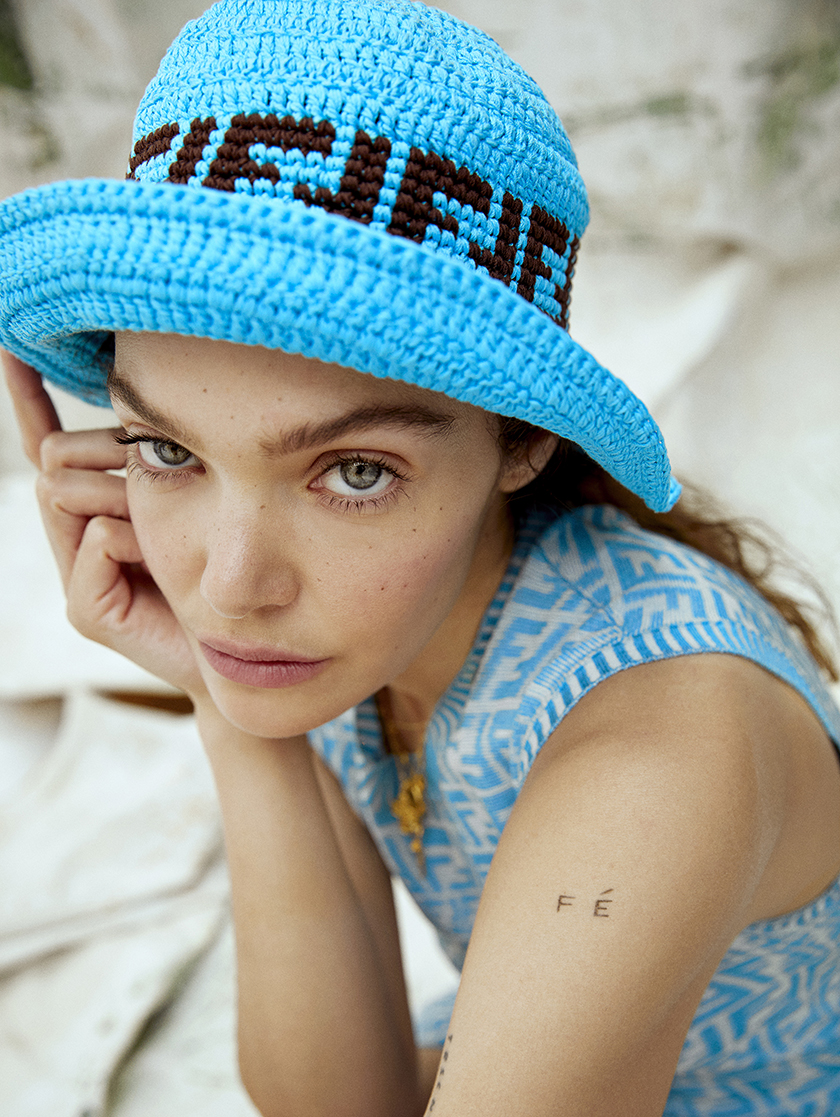 Ana Rujas - In Style - Francesca Rinciari - Fendi - 8 Artist Management