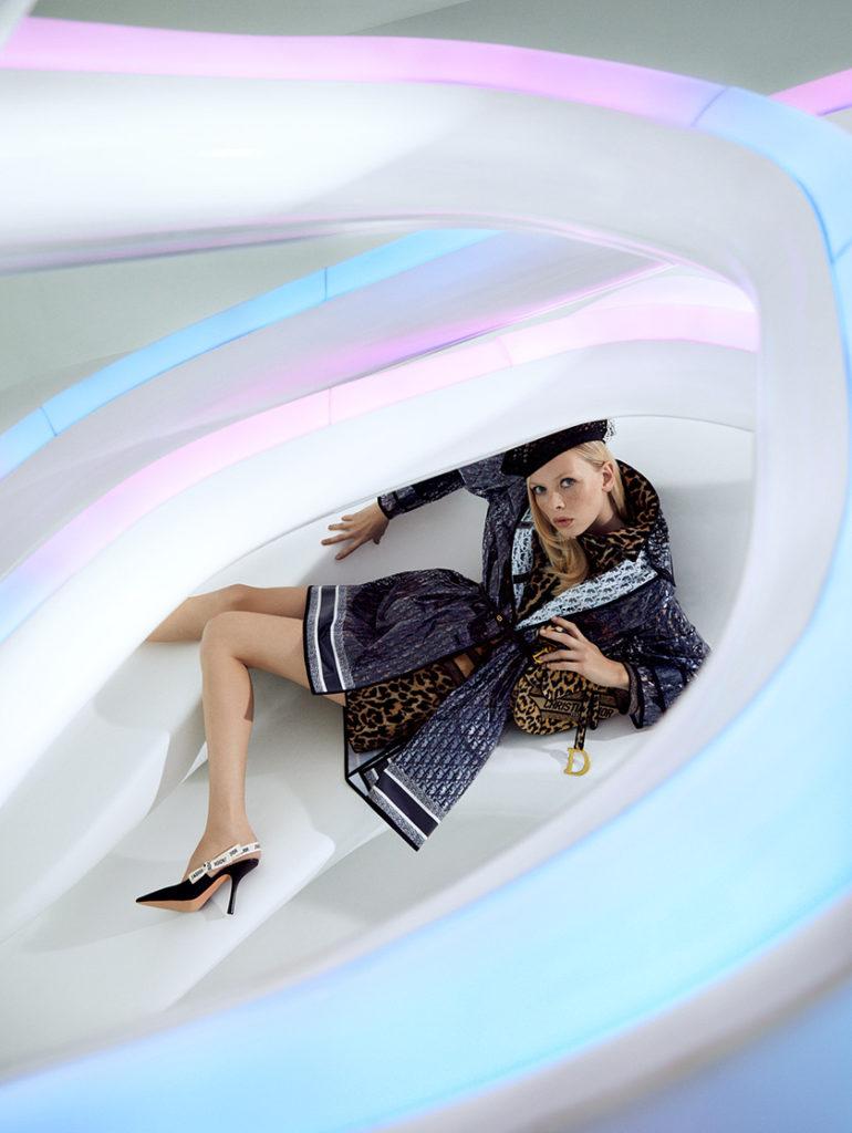 Dani Witt - Dior - In Style - Francesca Rinciari - 8 Artist Management