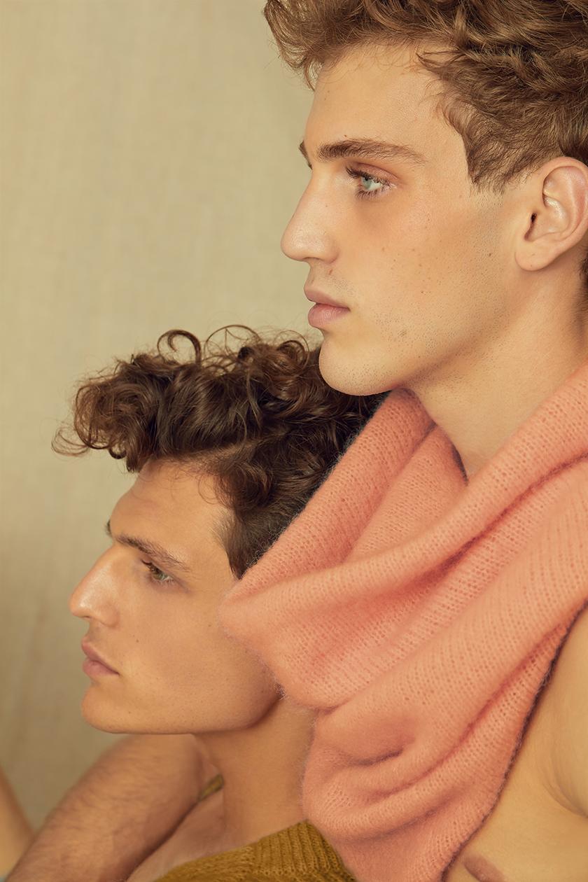 Desnudo Magazine Italia - Pedro Berlando - 8 Artist Management - 8AM