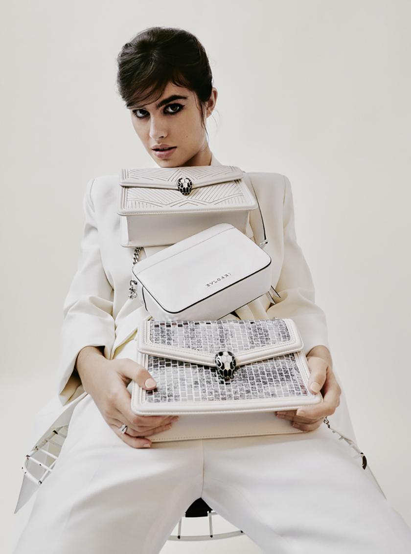 Bulgari - Glass Magazine Accessories - Editorial - Marian Nachmia - 8AM - 8 Artist Management