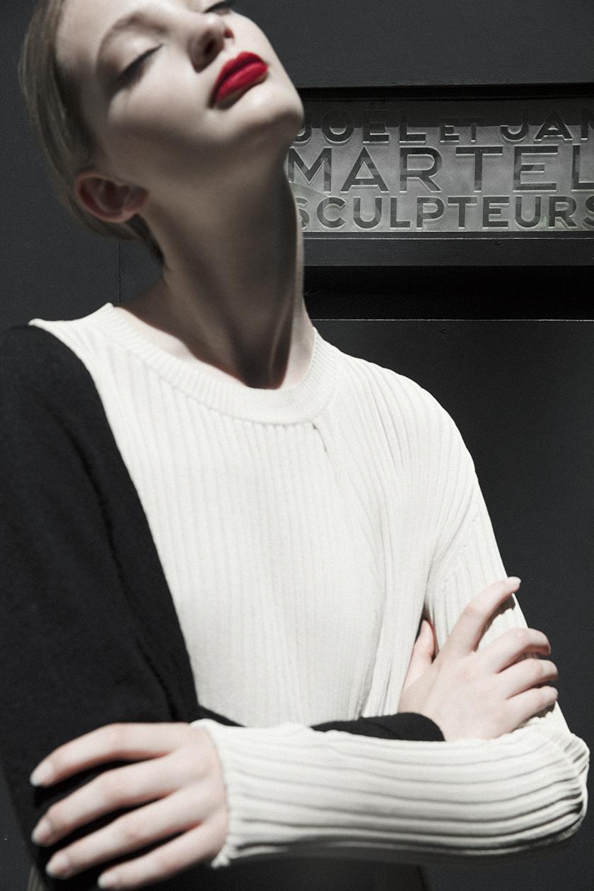 Cubicle - Editorial - Paris - Marian Nachmia - 8AM - 8 Artist Management