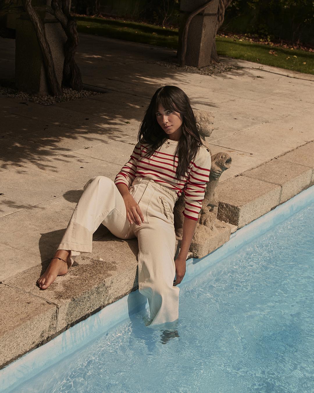 Aitana - Elle Spain - Editoral - Rafa Gallar - 8AM - 8 Artist Management
