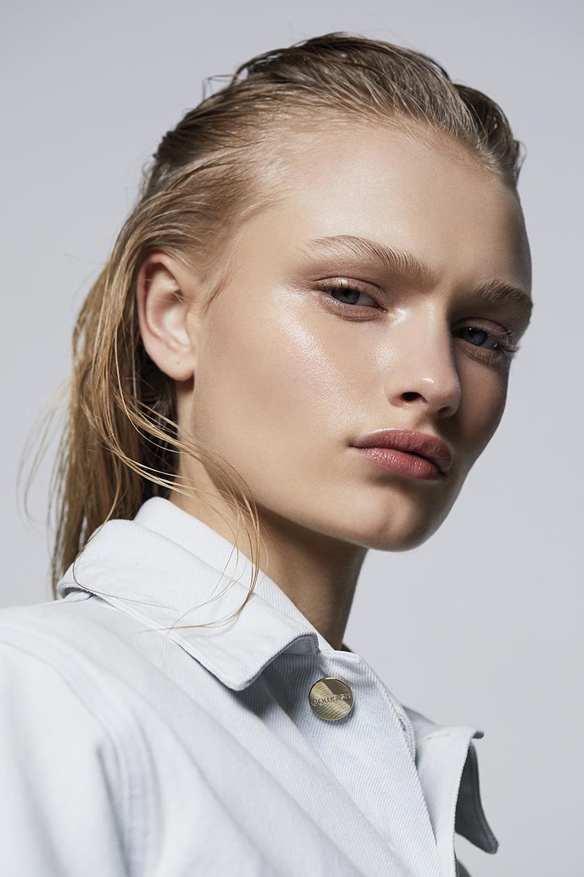 Harper's Bazaar Turkey - Marian Nachmia - Beauty - Editorial - 8AM