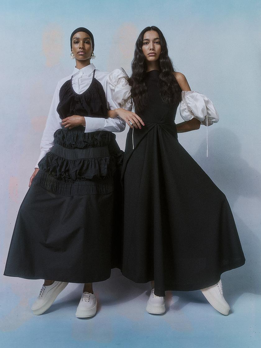 Harvey Nichols - Fashion - Campagin - Marian Nachmia  - 8AM