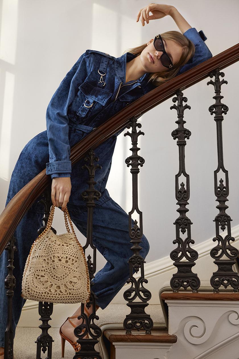 Stella McCartney - Net a Porter - Marian Nachmia - 8AM - 8 Artist Management - Fashion - Campagin