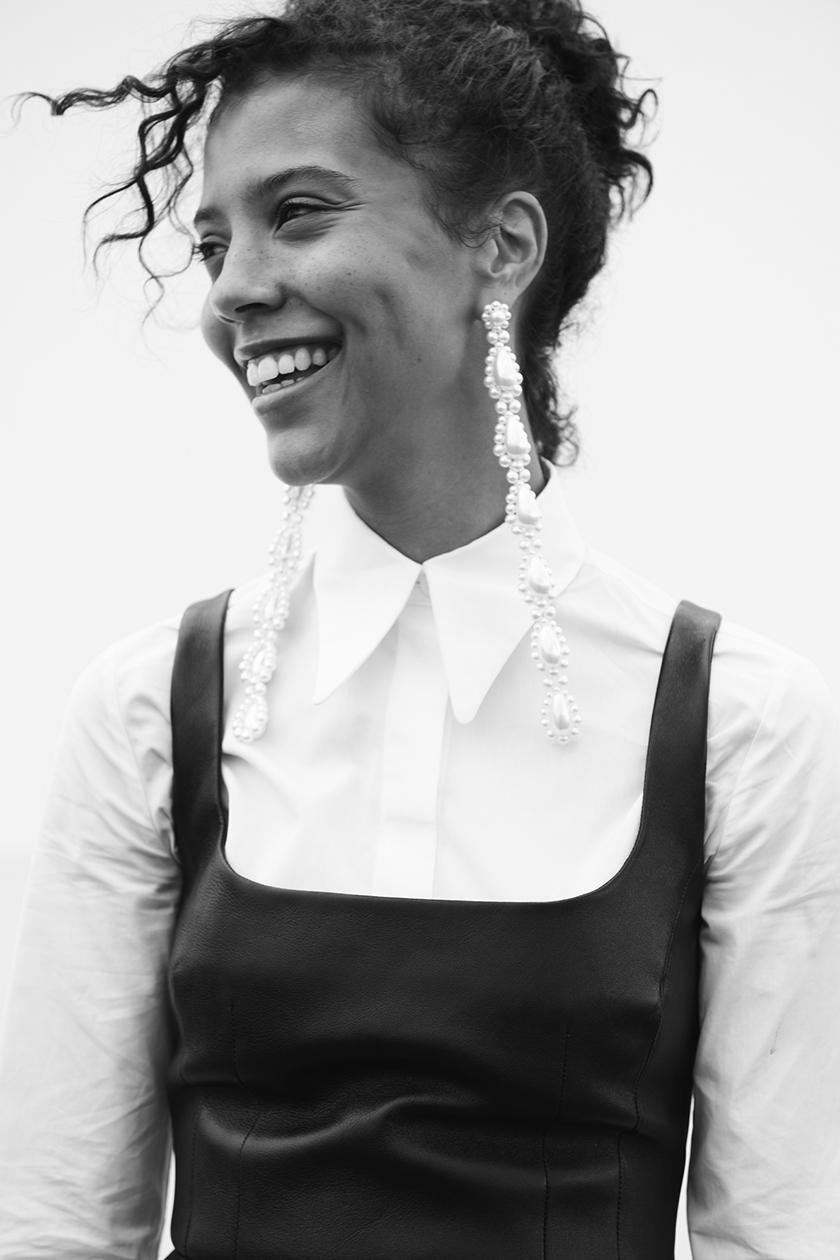 Vogue - Vogue Arabia - Editorial - Marian Nachmia - 8AM - 8 Artist Management