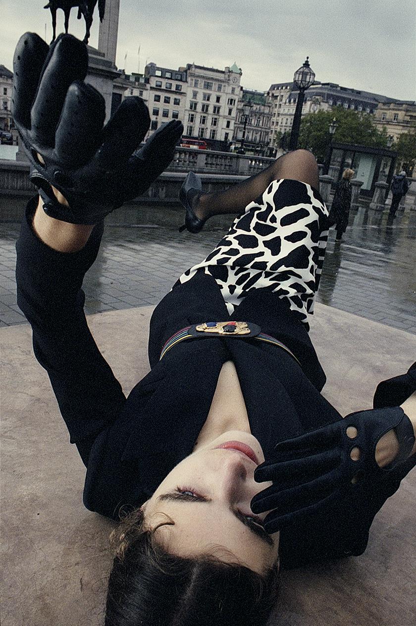 Vogue - Vogue Italia - Editorial - Marian Nachmia - 8AM - 8 Artist Management