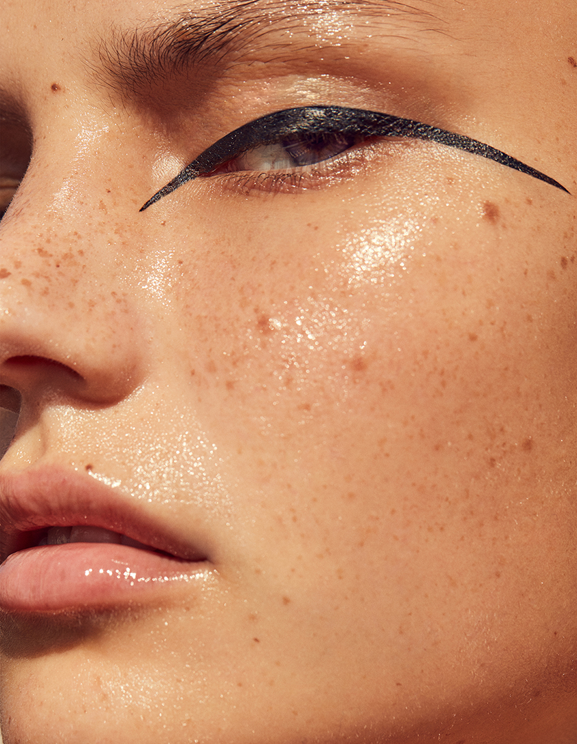 Vogue China - Pedro Beraldo - 8AM - 8 Artist Management - Beauty