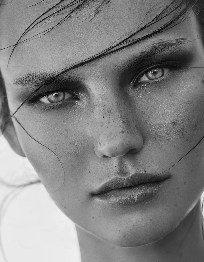 Vogue Mexico - Pedro Beraldo - 8AM - 8 Artist Management - Beauty