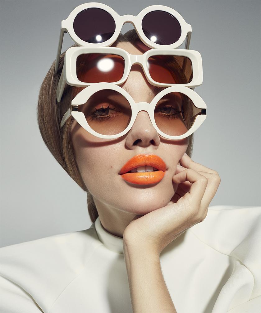 Harper's Bazaar Mexico - Beauty - Pedro Beraldo - 8AM - 8 Artist Management