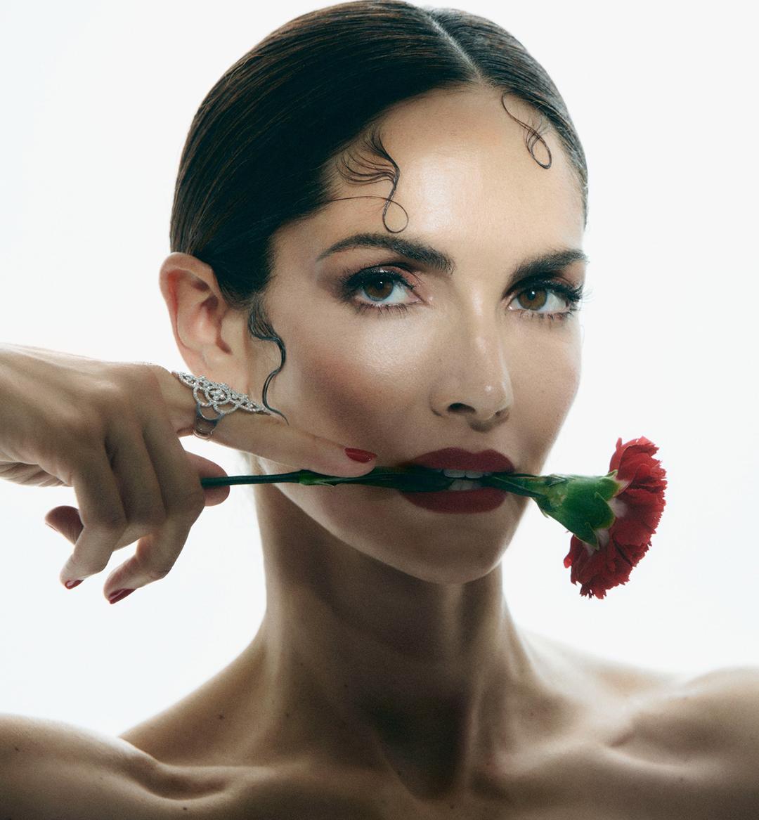 Eugenia Silva - Francesca Rinciari - Instyle - editorial - 8AM - 8 Artist Management