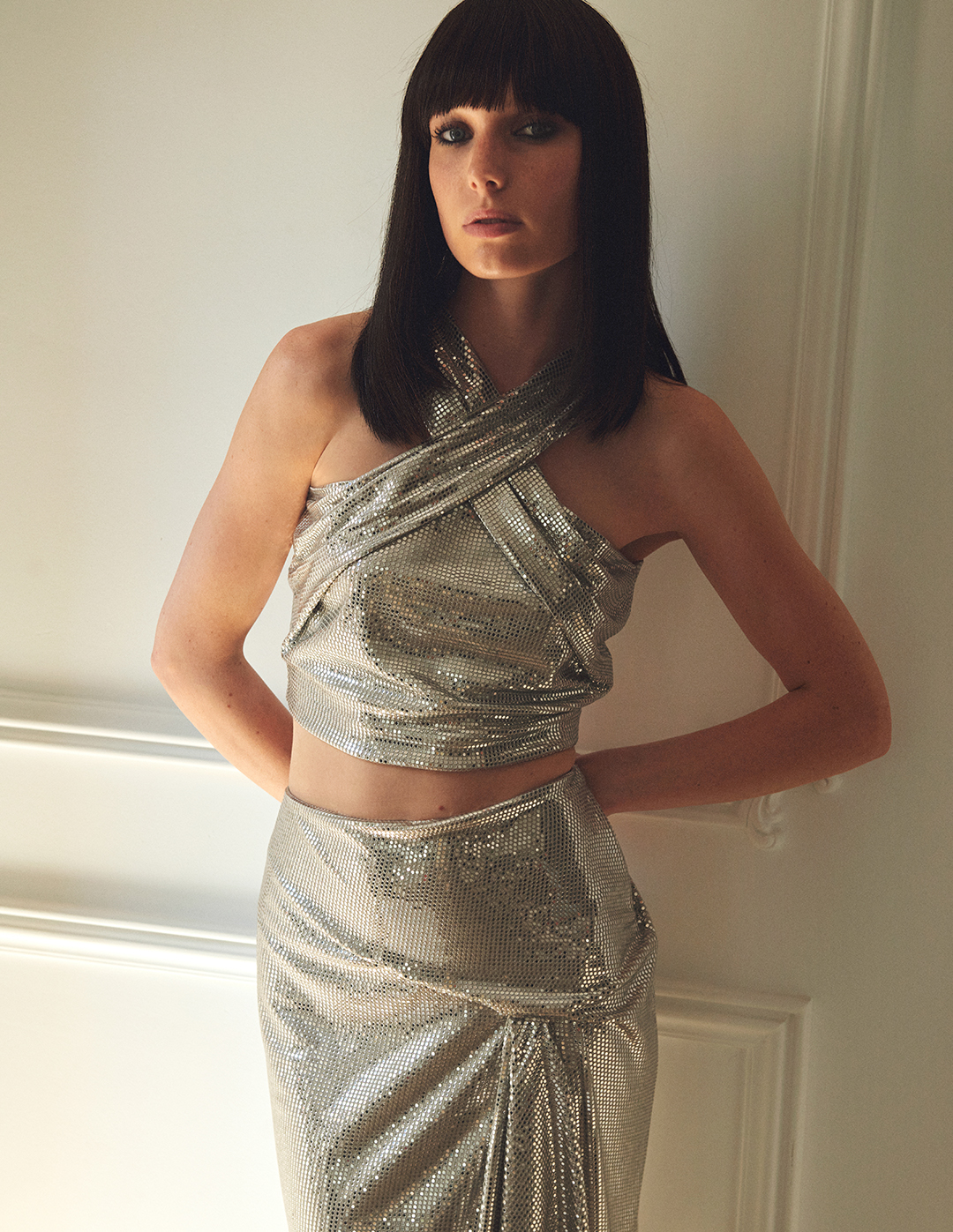 Demy de Vries - Daniel Scheel - Fashion - Editorial - Instyle - Francesca Rinciari - 8AM - 8 Artist Management