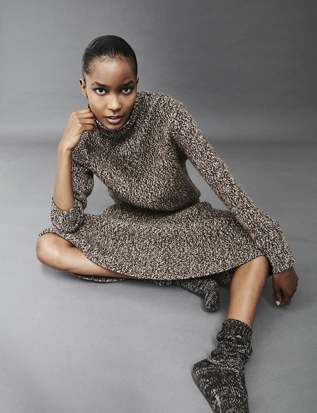 Elle - Elle Spain - Fashion - Editorial -  Rafa Gallar - 8AM - 8 Artist Management