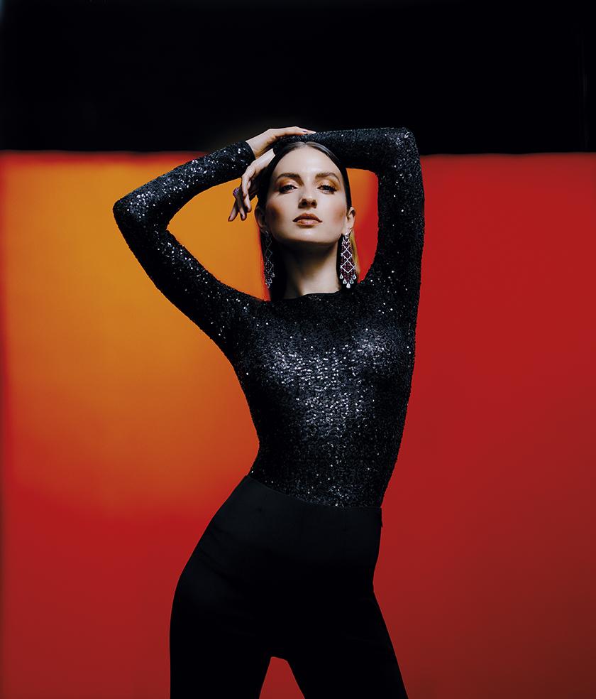 InStyle - Francesca Rinciari - 8AM - 8 Artist Management - Fashion