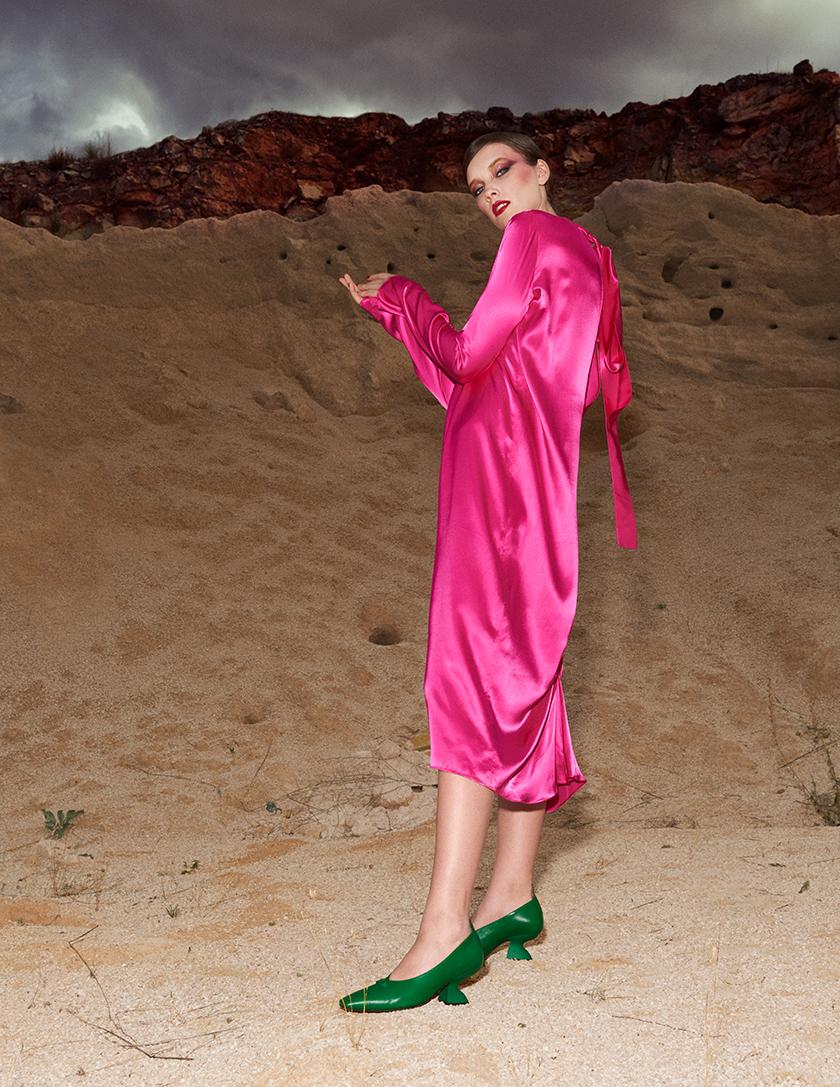 colours - InStyle - InStyle Spain - Beauty - Daniel Scheel - Editorial - 8AM - 8 Artist Management