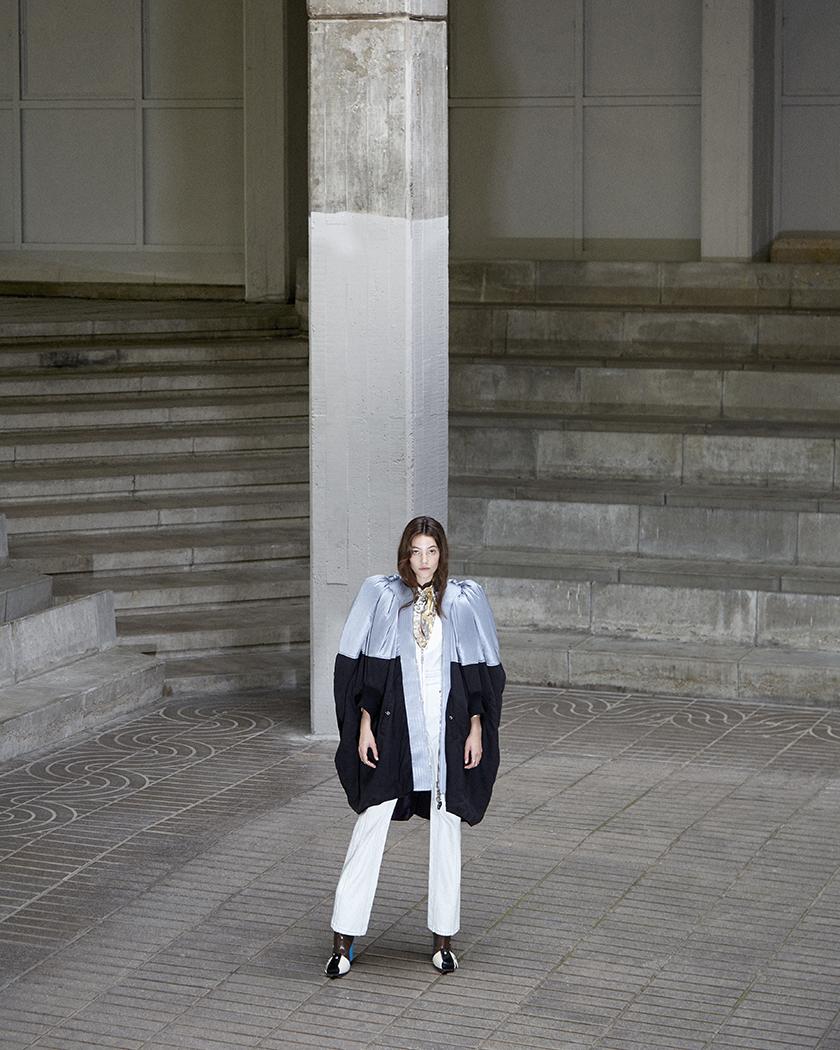Francesca Rinciari - Mireia Oriol - InStyle - Editorial - Fashion - 8AM - 8 Artist Management